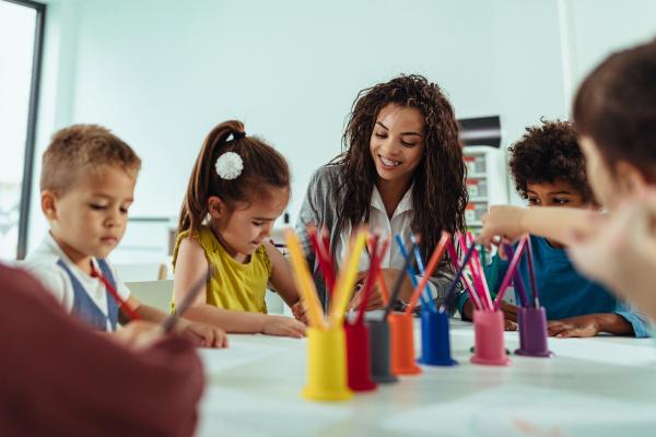 Montessori Preschool, Pre-k, and Kindergarten Livingston, NJ 07039